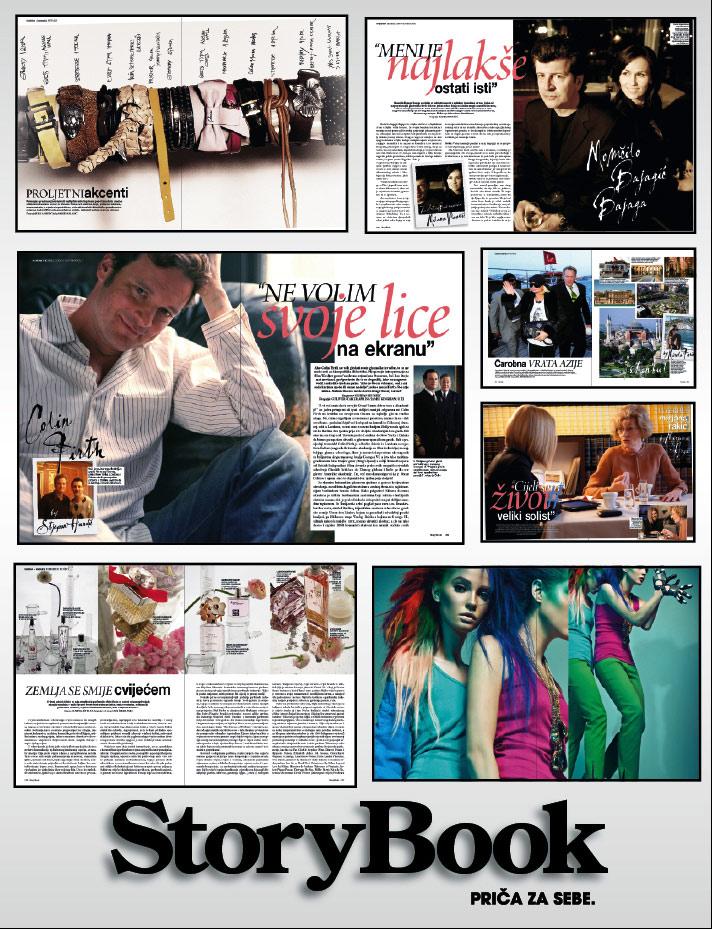 Časopis Story Book, Broj 6 (proljeće 2011
